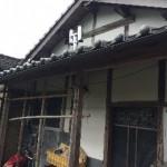 津山市 M様邸 石油風呂釜(マキ焚き兼用)故障・交換設置
