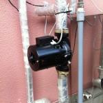 美咲町 A理容室 循環ポンプ修理・交換設置