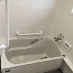 津山市 Aさま 浴室リフォーム 給湯電化